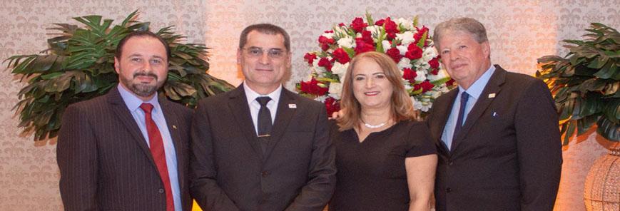 SESCAP-PR prestigia posse da nova diretoria da Amic
