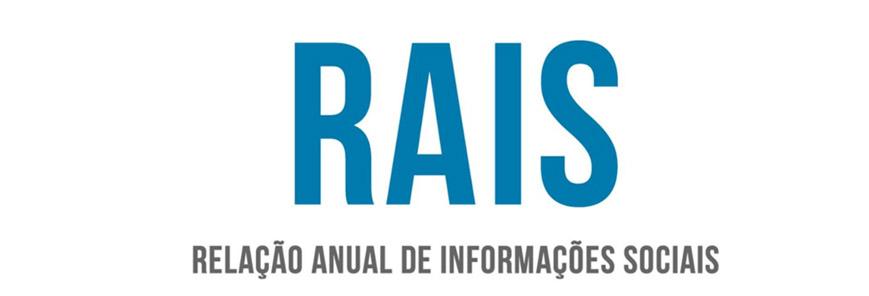 Prazo para entrega da Rais 2018 termina em 5 de abril