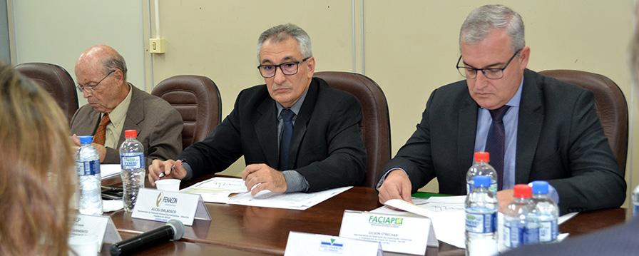 Presidente do SESCAP-PR participa de reunião do Conselho de Administração da Jucepar