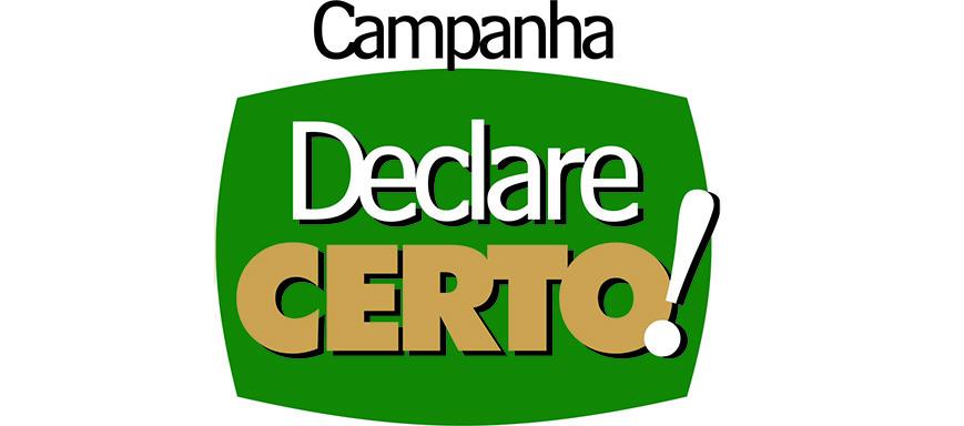 IRPF: Amanhã (12) é dia campanha Declare Certo em 10 municípios paranaenses