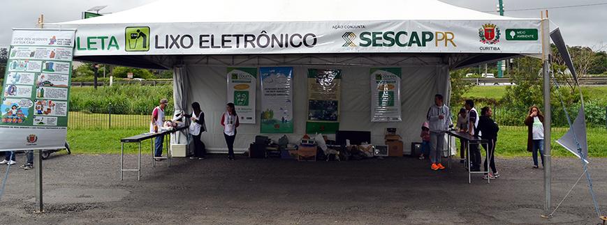 SESCAP-PR realiza em junho campanha de recolhimento de lixo eletrônico