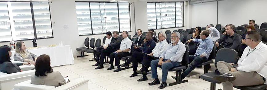 SESCAP-PR participa do Seminário de Crédito para Contadores