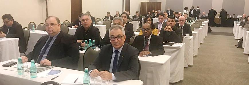 Alceu Dal Bosco vai a Brasília discutir ações para o setor de serviços