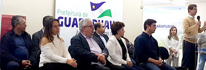 Guarapuava lança Sistema de Alvará on-line