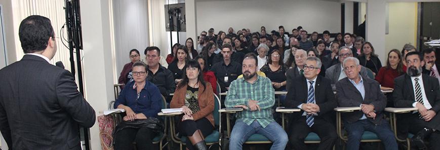 Diretor do DREI apresenta mudanças no registro empresarial em Curitiba; confira