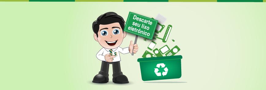 E-Lixo: Neste sábado (08) tem coleta de lixo eletrônico em Curitiba e Arapongas
