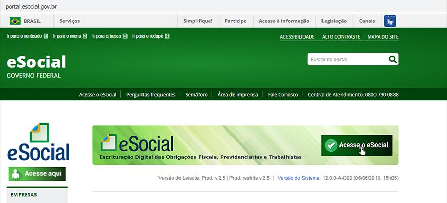 Ministério da Economia divulga portaria alterando gestão do eSocial