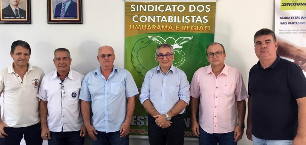SESCAP-PR faz parceria com o Sincouma