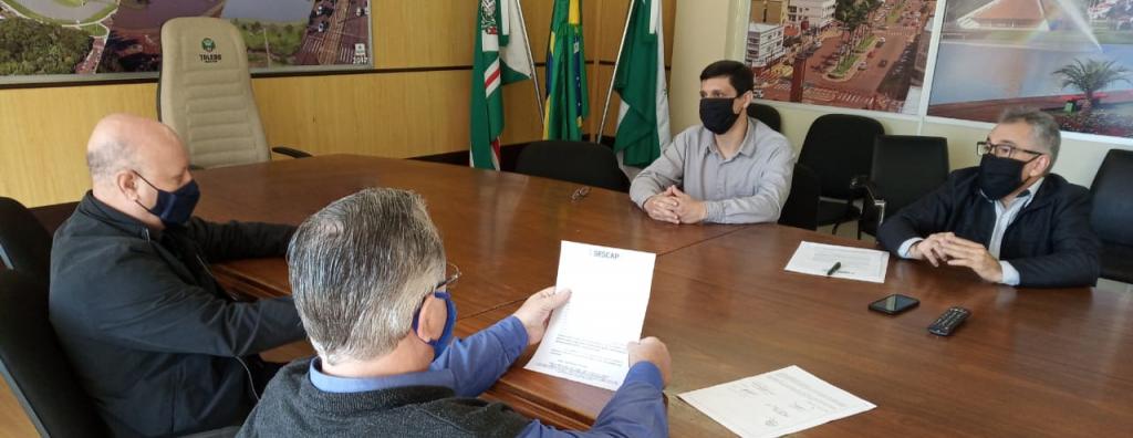 SESCAP-PR pede reabertura do escritório da Junta Comercial em Toledo
