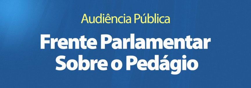 Próximas audiências públicas sobre pedágio serão em Guarapuava e Francisco Beltrão