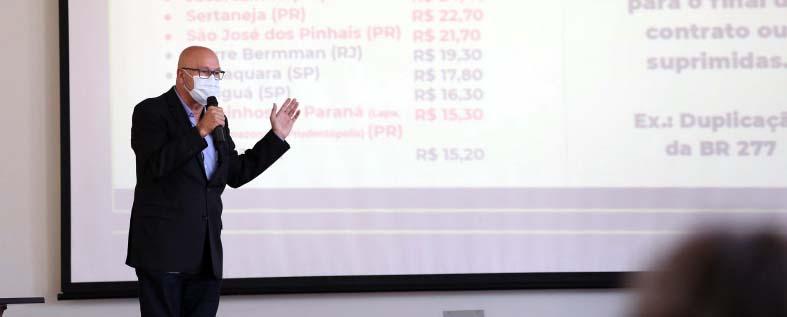 Pedágio: Umuarama terá audiência pública virtual nesta sexta-feira