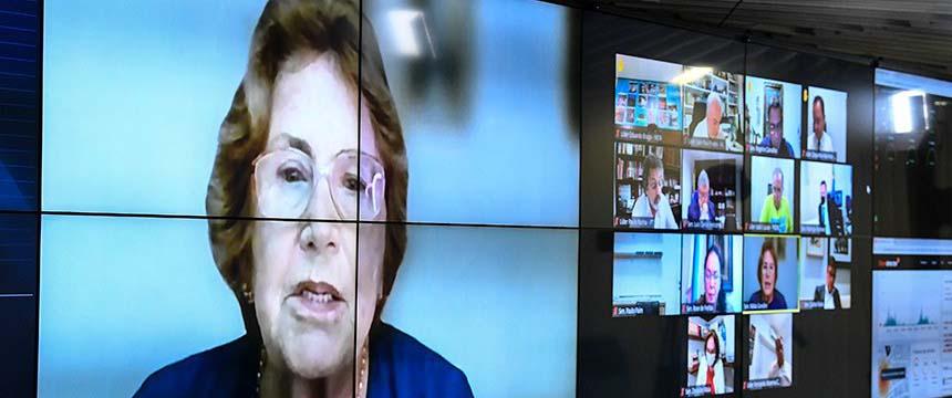 Senado aprova teletrabalho para gestantes durante pandemia