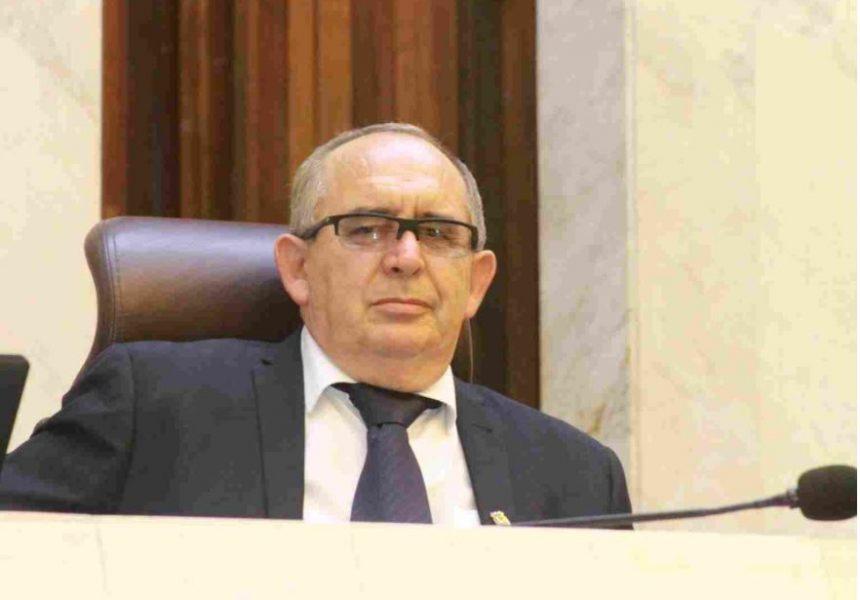 Nota de pesar - Deputado Rubens Recalcatti