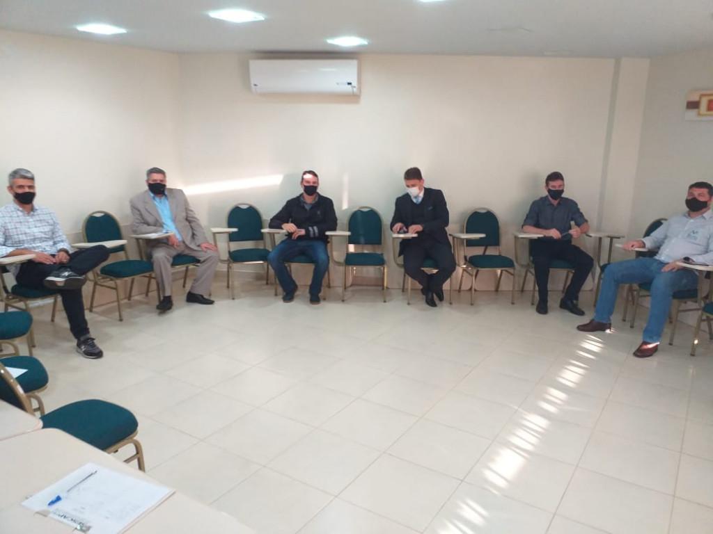 CCT 2021/22: SESCAP-PR reúne empresários de Cascavel para debater negociação coletiva