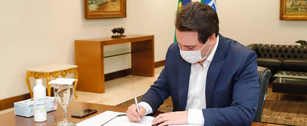 Estado regulamenta auxílio emergencial a empresas; primeiro pagamento será efetuado até dia 30