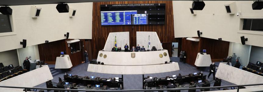 Propostas de recuperação econômica e de combate à pandemia marcaram os debates na Assembleia no 1º semestre