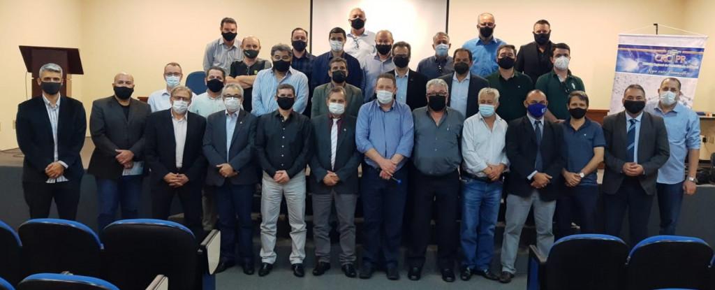 CRCPR reúne líderes contábeis em Londrina