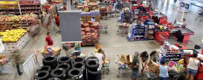 Vendas do comércio crescem 1,2% em julho e atingem nível recorde