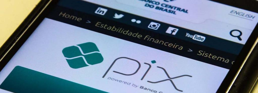 Operações do Pix à noite terão limite de R$ 1 mil a partir de hoje